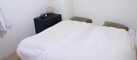 それは、セミシングルベッドを ...